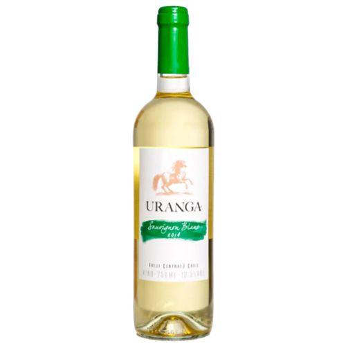 Vinho chileno Uranga Sauvignon Blanc 750ml