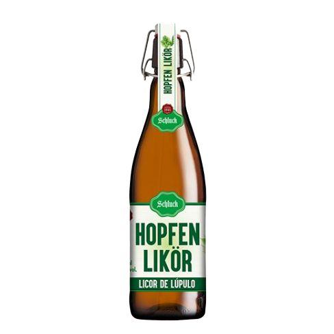 Licor de Lúpulo Hopfen Likör 530ml Schluck
