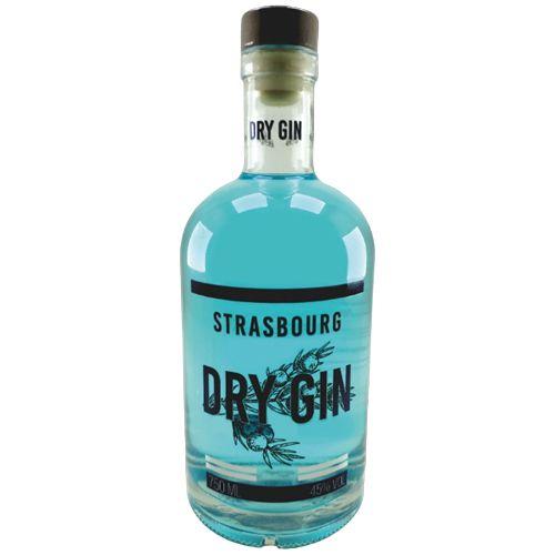 Dry Gin Strasbourg 750ml