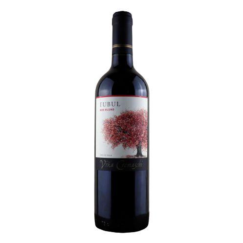 Vinho Chileno Tinto Fino Meio Seco Tubul Red Bend 750ml