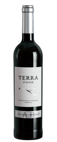 Vinho Português Tinto Seco Terra D'Alter Alicante Bouschet 750ml