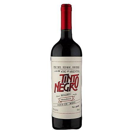 Vinho Argentino TintoNegro Mendoza Malbec 750ml