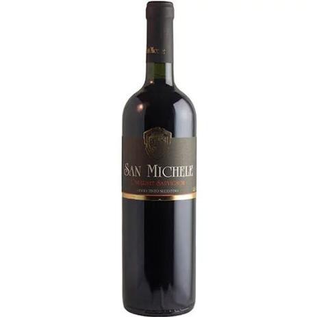 Vinho Tinto Seco Riserva Cabernet Sauvignon San Michele 750ml