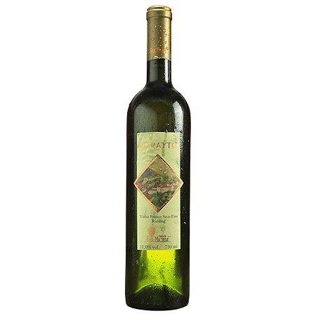 Vinho Branco Seco Fino Ritratto Riesling San Michele 750ml
