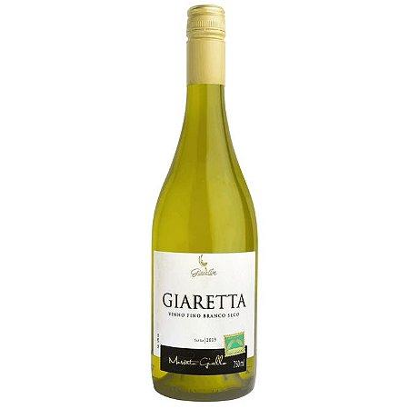 Vinho Branco Moscato Giallo Giaretta 750ml