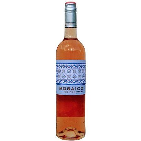 Vinho Fino Rosé Meio Seco Mosaico de Portugal Casa Santos Lima 750ml