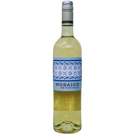 Vinho Fino Branco Meio Seco Mosaico de Portugal Casa Santos Lima 750ml