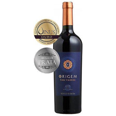 Vinho Tinto Seco Origem Merlot Casa Valduga 750ml