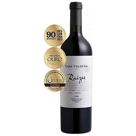 Vinho Tinto Seco Gran Reserva Raízes Corte 750ml