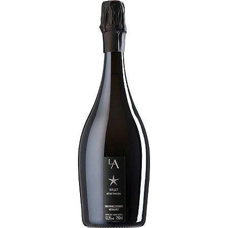 Espumante Brut Chardonnay e Pinot Noir Champenoise 24 meses Clássico Luiz Argenta 750ml