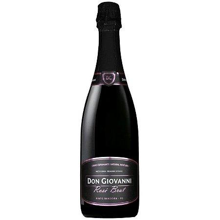 Espumante Natural Brut Rosé Don Giovanni 750ml