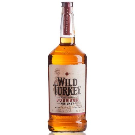 Whisky Americano Wild Turkey 81 Bourbon 1000ml