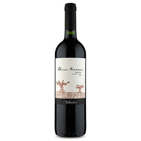 Vinho Chileno Fino Tinto Seco Alma Tierra D.O. Carménère 750ml