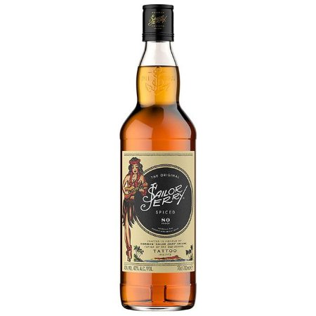 Rum Caribenho Sailor Jerry Spiced 700ml