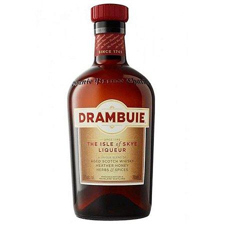 Licor Escocês de Whisky, Mel, Ervas e Especiarias Drambuie 750ml