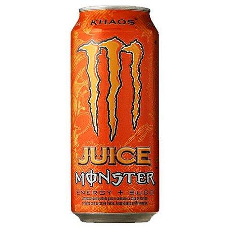Energético Monster Khaos Energy 473ml
