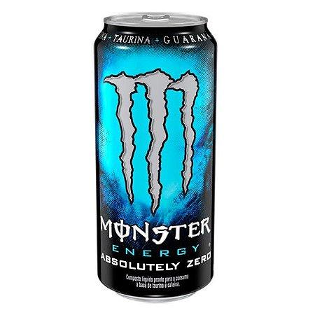 Energético Monster Absolutely Zero Energy 473ml