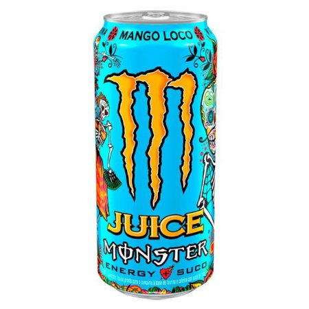 Energético Monster Mango Loco Energy 473ml