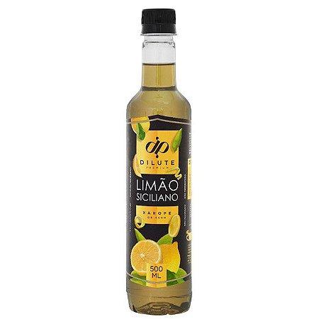Xarope Dilute Premium Limão Siciliano 500ml
