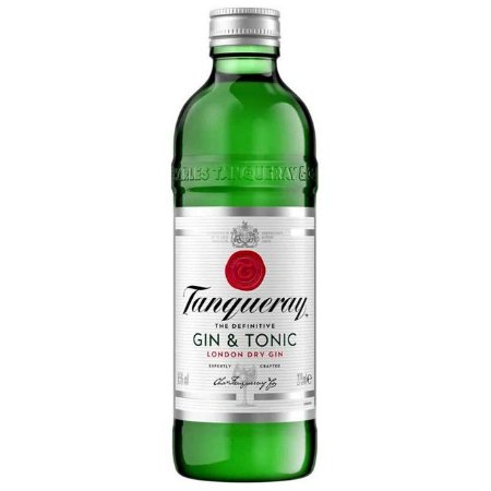 Gin & Tonic Tanqueray 275ml