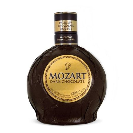 Licor Austríaco Mozart Dark Chocolate 700ml