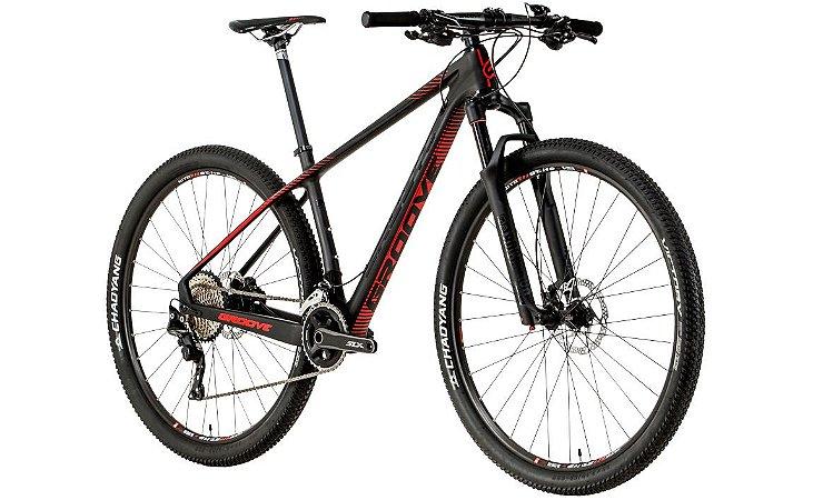 Bicicleta Groove Rhythm 90 Carbon MTB 22v