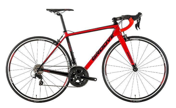 Bicicleta Groove Overdrive Carbon Speed 20v
