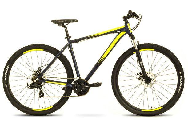 Bicicleta Tito Cliff 2017 21v