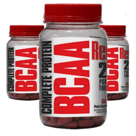 Complete Protein BCAA - 60Tabs - Red Series