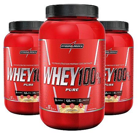 Super Whey 100% Pure Body Size - 907g - Integralmédica