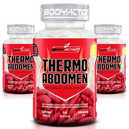 Thermo Abdomen (60 tabletes) - BodyAction