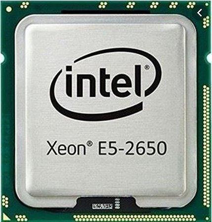 Processador Intel Xeon E5-2650 8 cores Socket LGA2011 2Ghz