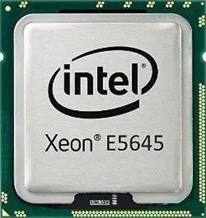 Processador Intel Xeon E5645 6 cores FCLGA1366 12m 2,40 GHz