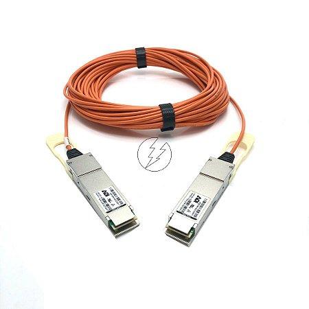 Cabo de fibra óptica AOI QSFP28 para QSFP28 AQPA9N15ADLN0817