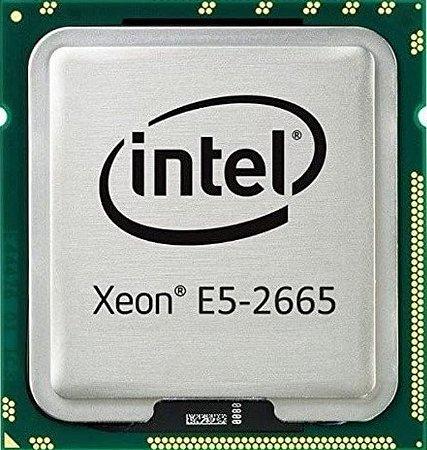 Processador Intel Xeon E5-2665: 8 cores Socket LGA2011 20M