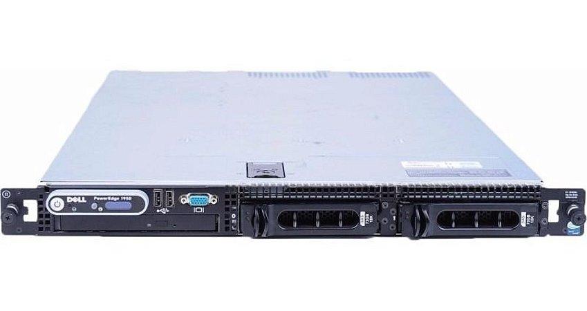Servidor Dell Poweredge 1950 2x Cpu Xeon 5110 + 16gb / 1 Tb