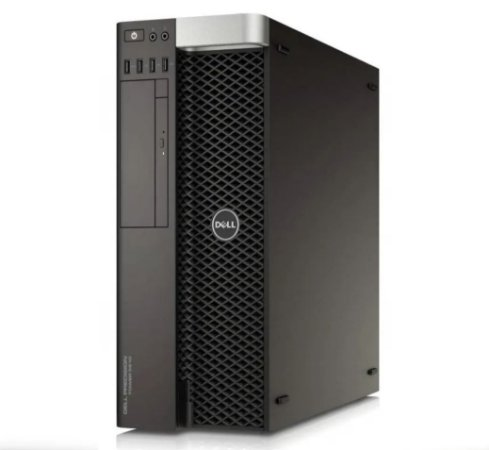 Workstation Dell T5810: Xeon E5-1650 V4 32GB 240GB R5 240