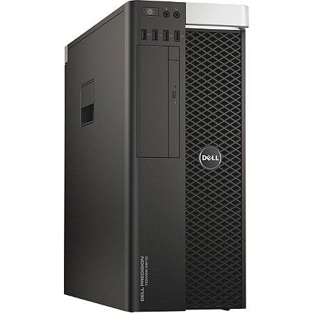 Workstation Dell T5810 Xeon 32 Giga Ssd 240 Giga Vga Radeon