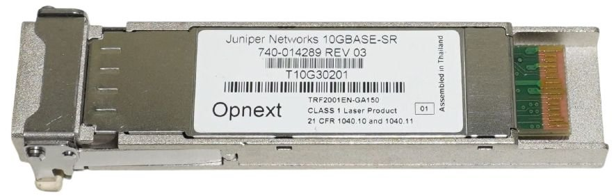 Juniper Networks 10 GBASE-SR XFP Module EX-XFP-10GE-SR