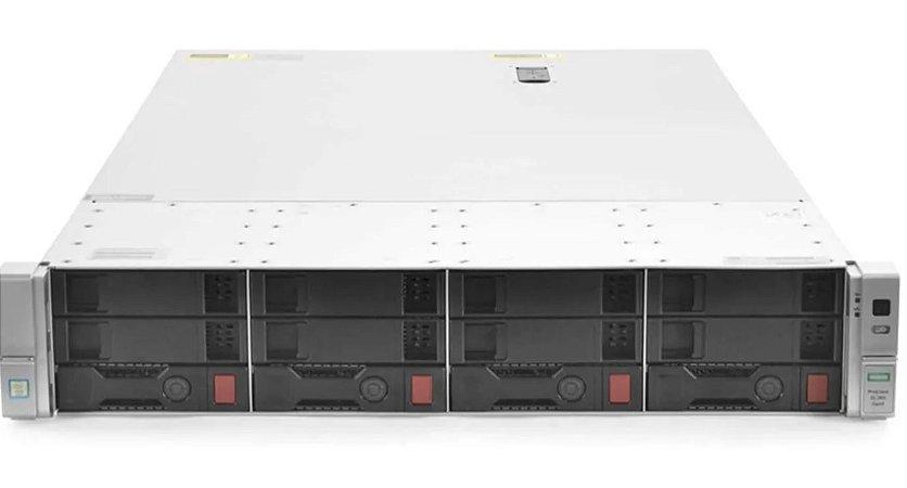 Servidor Hp Dl380 G9 2 Xeon 12 Core 64 Giga 2x Hd 1 Tera