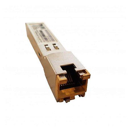 Gbic Conversor SFP Para RJ45 1GB, 453156-00, HP