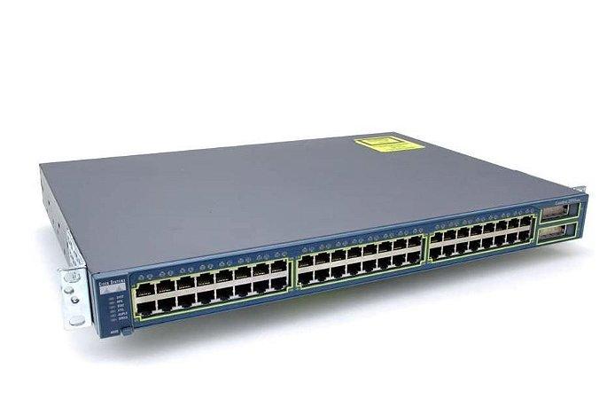 Switch Cisco Catalyst 2950 48 Portas WS-C2950G-48-EI