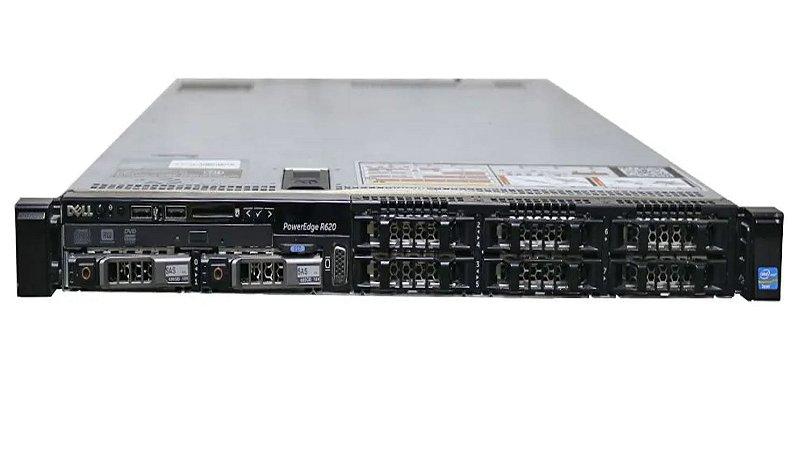 Servidor Dell R620 2 Xeon SIX Core E5-2620, 64gb, 1,2 Tb SAS