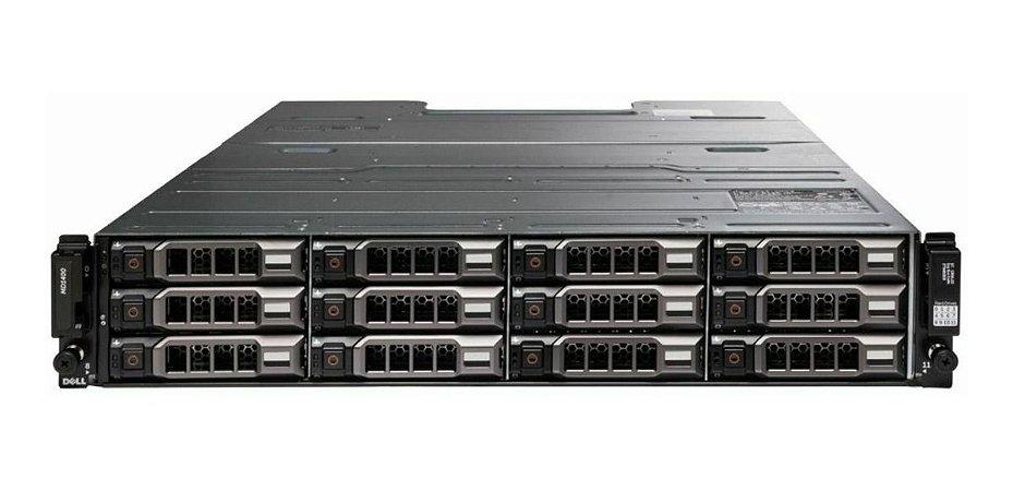 Storage Dell Powervault Md1400, 12x Sas 8 Tera 7.2k