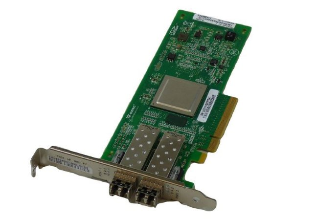 Qlogic QLE2562 8Gbp/s Dual Port Fibre Channel - PX2810403-01