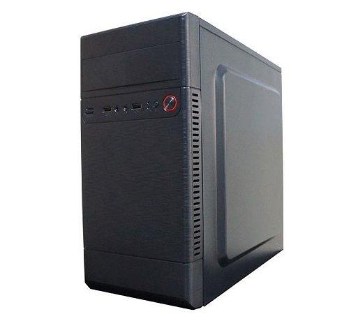 Computador Core 2 Duo 3,0GHz + 8GB DDR3 + 500GB HD SATA - Desktop NOVO - Com Dissipador no Chipset - Áudio 2.1 de alta definição