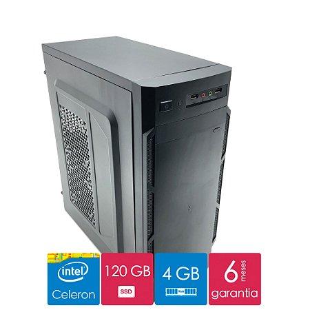 Computador i5 4GB DDR3 + HD 3 Tera - Excelente Espaço em Disco - Desktop NOVO