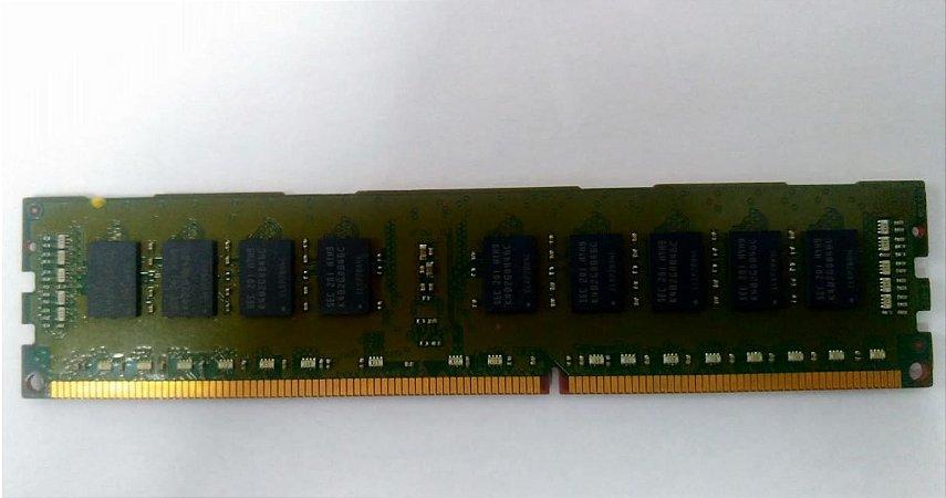 Memória para Servidor 4GB - Dell - HP - IBM - Pc3-10600r Udimm - Produto Novo com Garantia 6 meses