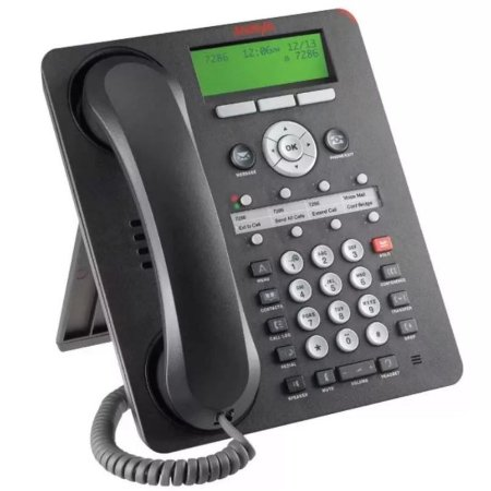Telefone Avaya IP Phone 1608 i - Voip - Seminovo com Garantia 6 meses