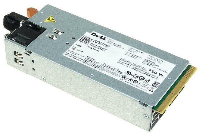 Fonte para Servidor Dell PowerEdge R510 - R515 - R710 - R810 - R910 - T710 - R5500 - Produto Novo com Garantia